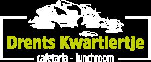 Drents Kwartiertje logo ZWART